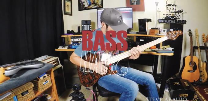 THE BASS HANG - Where Musicians Hang